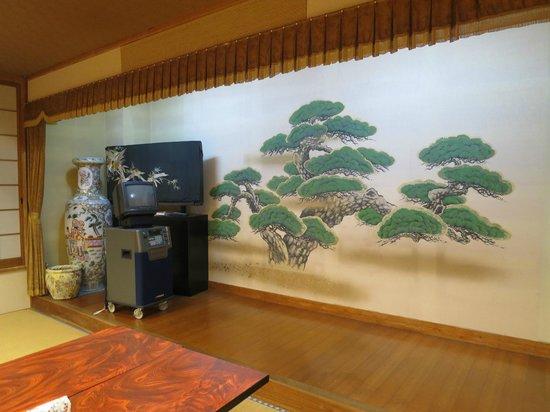 Gorinkan : dinning room