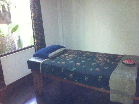 Aloita Resort & Spa: massagem