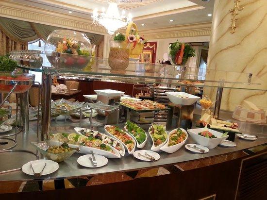 Printania restaurant abu dhabi restaurant reviews for Ristorante cipriani abu dhabi
