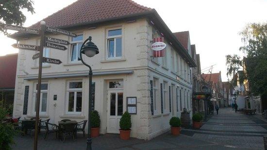Restaurant & Cafe Sturmfrei: Außenansicht