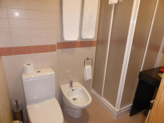Hotel Sete Colinas: clean