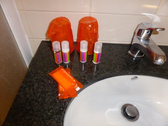 Hotel Sete Colinas: toiletries