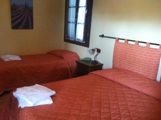 Airone Pisa Park Hotel : Chambre
