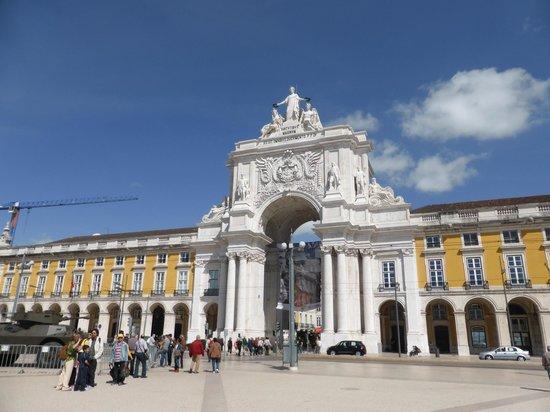 Hotel Sete Colinas: lovely city