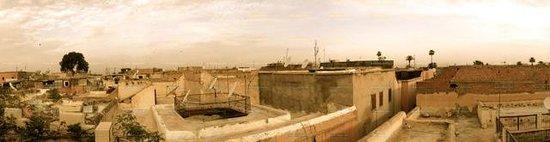 Riad Noos Noos: les toits de la Médina