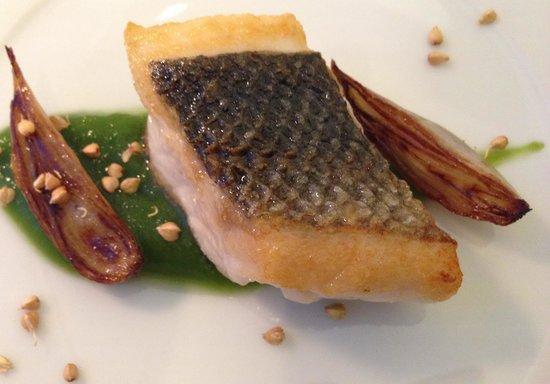 Restaurant Adler: Fisch