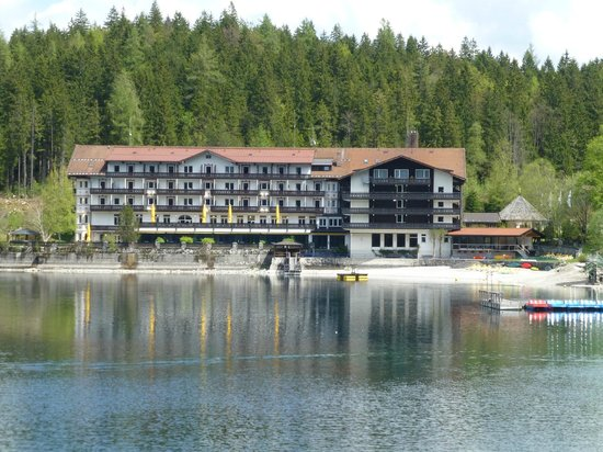 Eibsee Hotel: Lovely place
