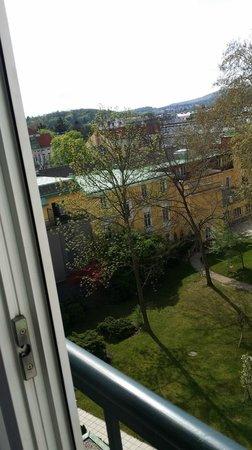 Austria Trend Parkhotel Schönbrunn Wien: View from room