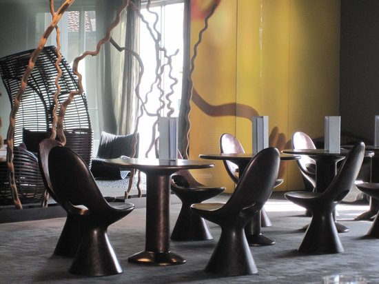 The Vine Hotel: accueil