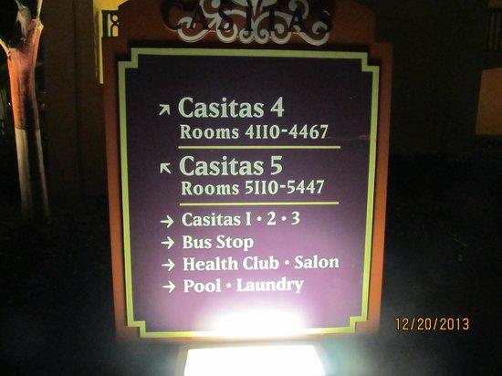 Disney's Coronado Springs Resort: rooms