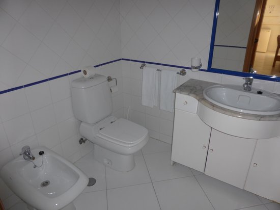 Algarve Mor Apartments: Clean