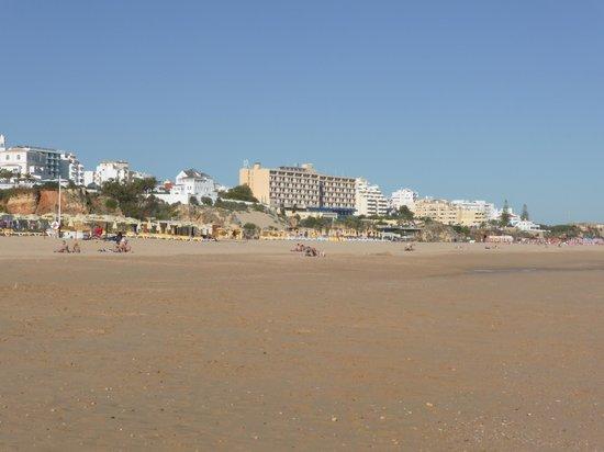 Algarve Mor Apartments: Praia da Rocha lovely