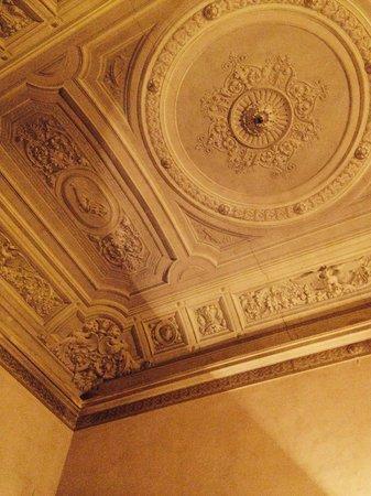 Hotel Palazzo Guadagni: Room 1. Ceiling