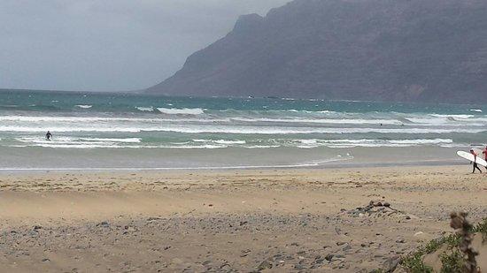 Surf School Lanzarote: Beautiful place