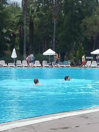 Euphoria Tekirova Hotel: Большой бассейн