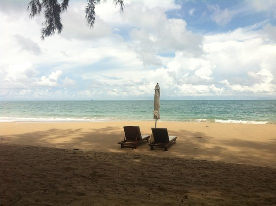 Layana Resort and Spa: The resort's private beach