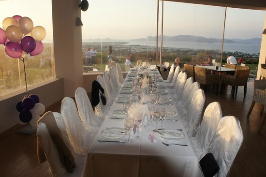 Lofaki: Table view