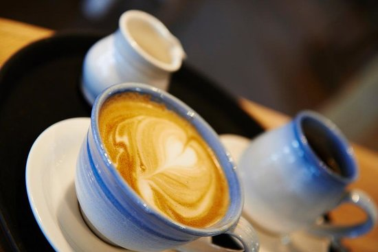 Ludlow Kitchen: Coffee