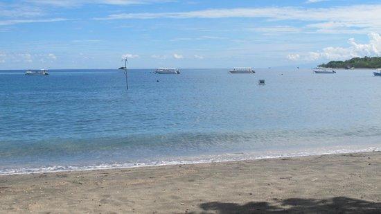Taman Sari Bali Resort & Spa : Beach Front of Taman Sari
