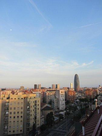 Catalonia Atenas Hotel: vista panoramica 1