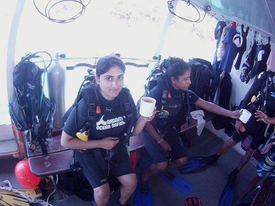 Phuket Dive Tours: Photo courtesy: David Hall