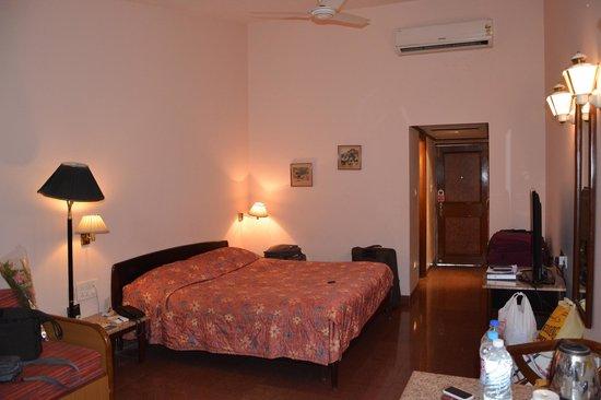 Brightland Resort & Spa: Upper Orchid Room