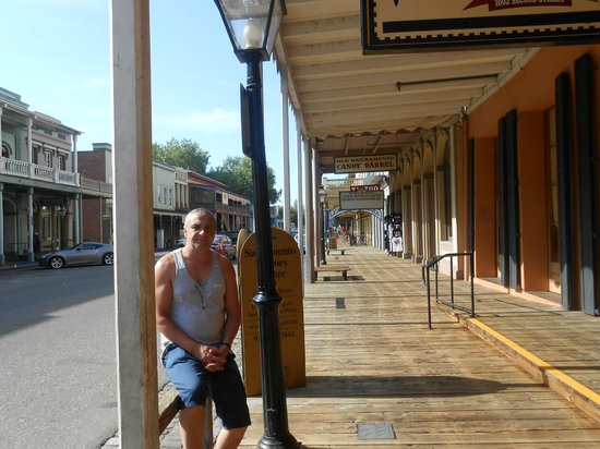 Old Sacramento: loved it