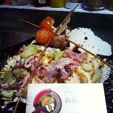 Bella Roma: carbonara