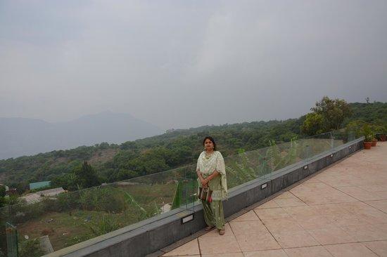 Brightland Resort & Spa : Resort Balcony