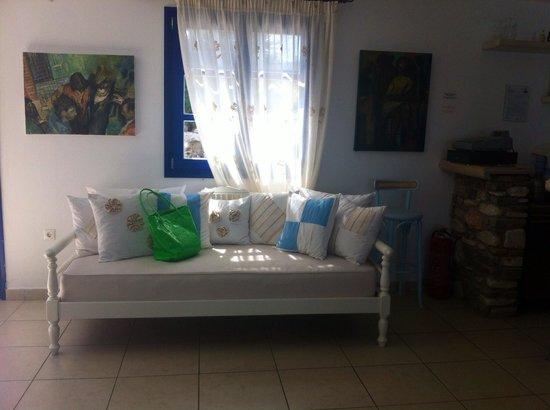 Pyrgaki Hotel: Relax