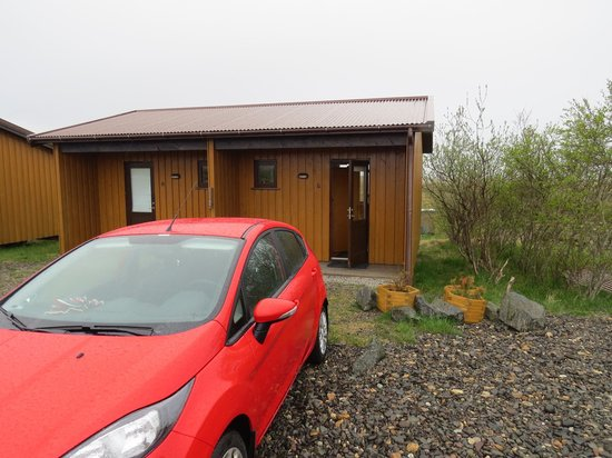 Arnanes Country Hotel: Bungalows