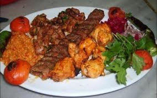 Sirvan Sofrasi: Kebab in şirvan is more tasty