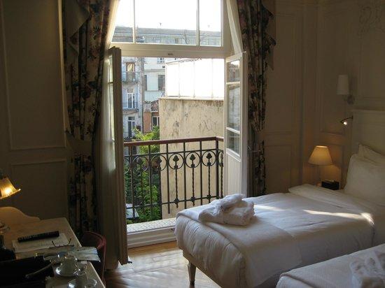 Corinne Hotel: Room 52
