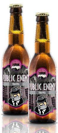 Break Out Pub: Public Enemy (Alc. 7,8%) Trippel - Birra Turan