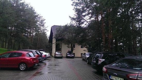 Vila Pina: отель