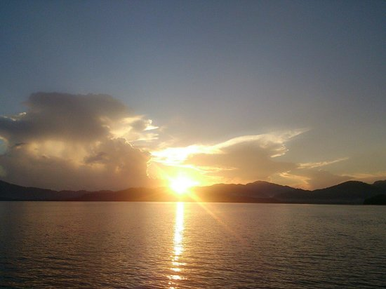 El Nido Resorts Lagen Island: the best sunrise experience with the one I love: )