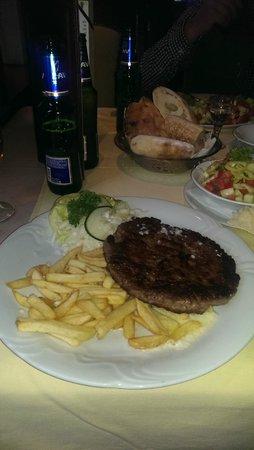 Vila Pina: так кормят в местных ресторанах