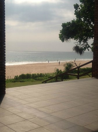 The Long Beach Resort & Spa: view from the hall