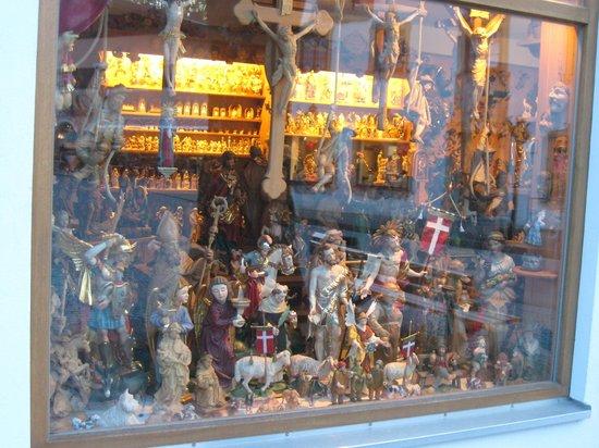 Pension Dedlerhaus: Example of Shopping