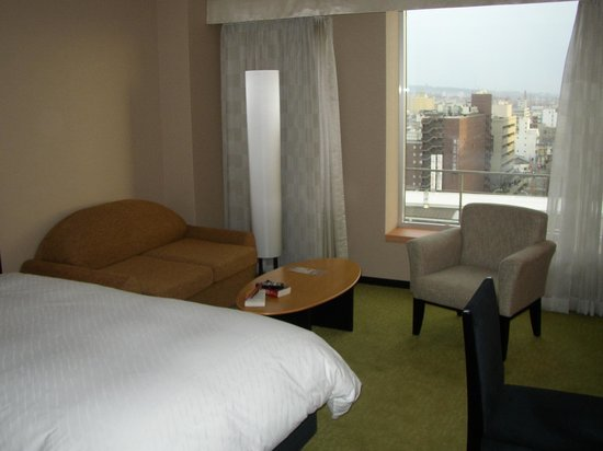 Hotel Granvia Kyoto : Average room
