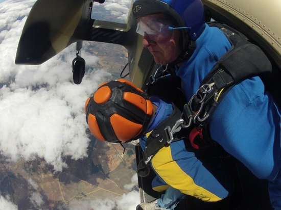 Skydive Spain: ohh ..that feeling of jumping off from a plane...