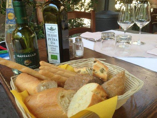 Al Donizetti: Olio e Pane