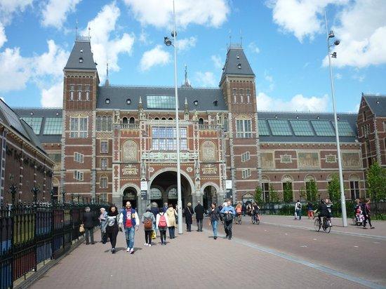 Museu Nacional (Rijksmuseum): Museu Nacional