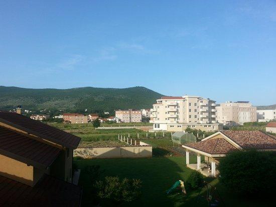 Hotel Luna: Vista Krizevac dalla camera