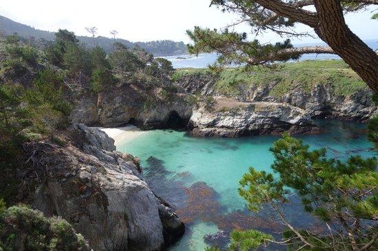 Point Lobos Beautiful China Cove