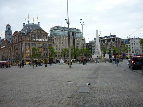 Dam Platz: Dam Square