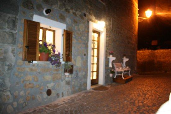 B&B Ripa Medici Rooms with a View: camera bianca