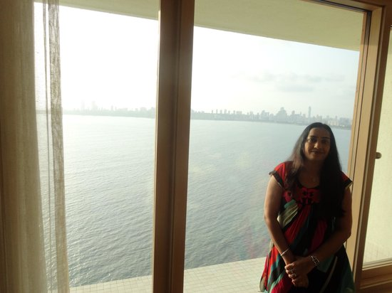 Trident, Nariman Point : Room window
