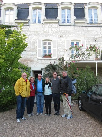 Hotel Diderot : we enjoyed our stay.