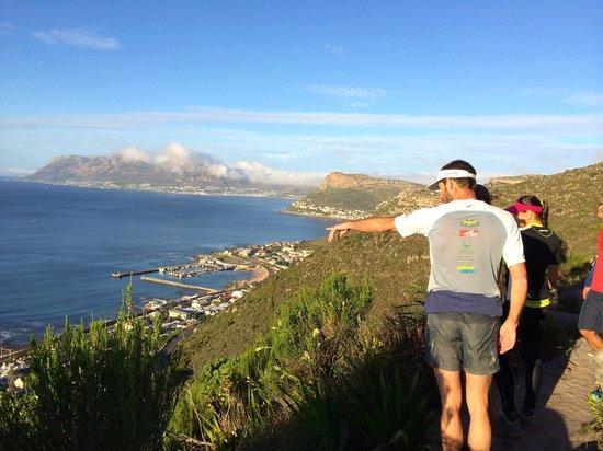 Run Cape Town: Kalk Bay Tour